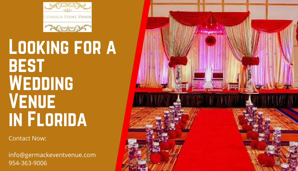 Looking for a best Wedding Venue in Florida