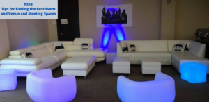 events venue and meeting spaces